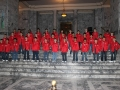 Tour Choirboys inside Washingotn Capitol Building