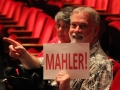 Mr. A and Ms. Ward at Mahler Rehearsal