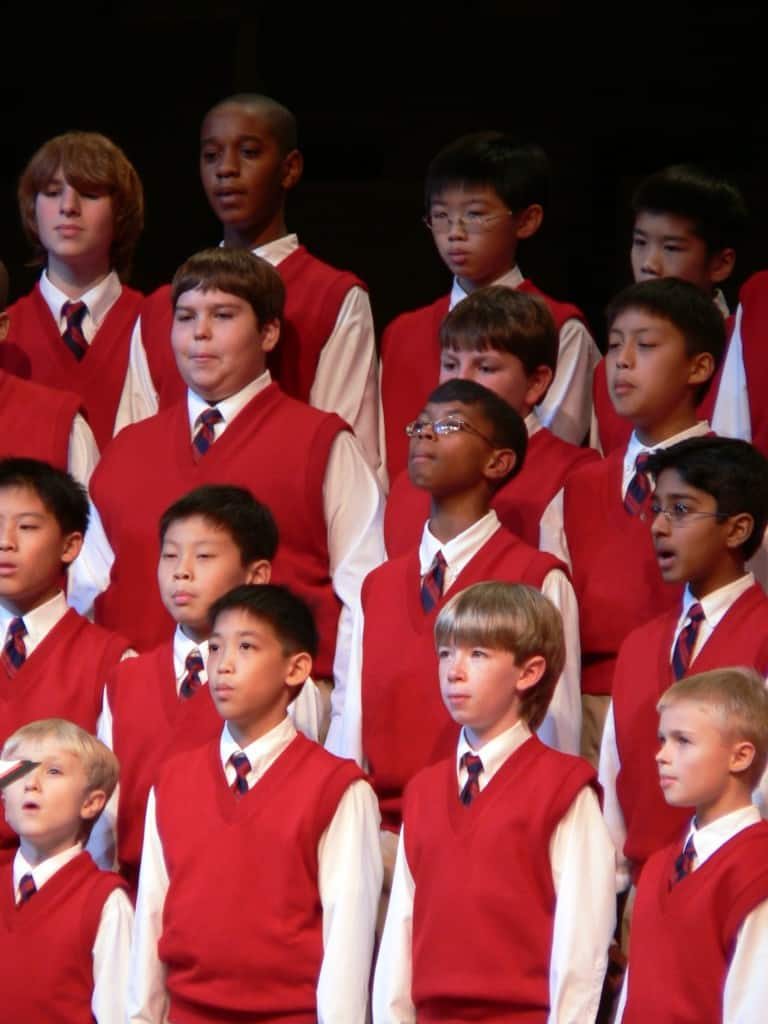 FBBC - 2005 Town Choirboys in Concert